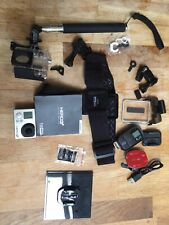 GoPro Hero 3+ with extras