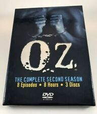 Oz - The Complete Second Season (DVD, 2003, 3-Disc Set, Three Disc Boxed Set)