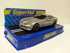 Slot SCX Scalextric Superslot S2632B Mercedes Benz SLR MacLaren 722 - New