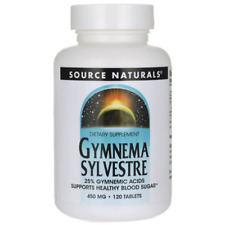 2 x Gymnema Sylvestre, 450 mg, 120 Tablets(240 tabs in total)