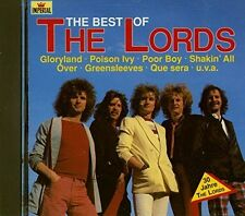 Lords Best of (1986, EMI) [CD]