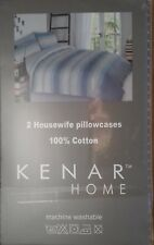 Kenar Home - Pack Of 2 Housewife Pillowcases (14511)