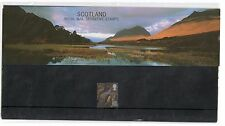 GB 2000 Scotland Regional Definitives 65p Presentation Pack No. 50 VGC stamps