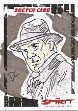 The Spirit Movie SK6 Daniel Cooney Sketch Card