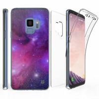 For Samsung Galaxy S9 Full Coverage Front Back Protector Case Galaxy