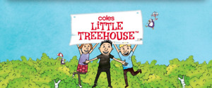Coles Little Treehouse Mini Book Collection & RARE •Cheap Price •Fast& FREE POST