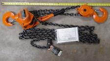 Ingersoll Rand LV1200 Lever Chain Hoist - NEW Never Used thus Excellent