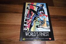 BATMAN & SUPERMAN -- WORLD`s FINEST  # 5 //  Carlsen, 1. Auflage 2000