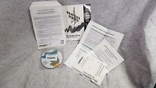 BPS Graphics Server 5.1 Vintage Software CD mit einigen Dokumentation nur Grade B