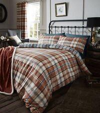 Linge de lit et ensembles en polyester avec des motifs Carreaux