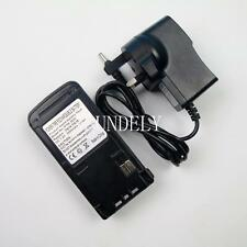 PB-38 Li-ion Battery + Charger for Kenwood Radio TH-D7 TH-D7A TH-D7E TH-D7G