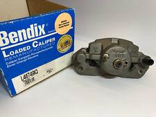 Disc Brake Loaded Caliper, Front Left Bendix ATE L46749IQ, 5707 4140, Reman USA