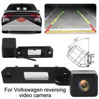 170° Waterproof Reversing Car Rear View Backup Parking Camera Night Vision VW