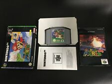 Super Mario 64 Nintendo 64 N6 Spiel OVP GUTER Zustand 1