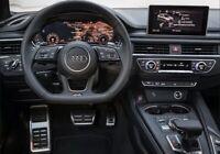 Audi A4 B9 Real Carbon Fiber Interior Trim