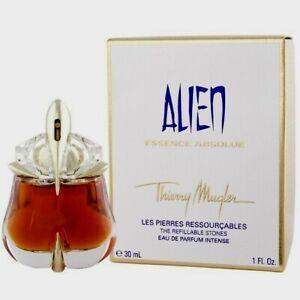 ❤️ALIEN ESSENCE ABSOLUE,EAU DE PARFUM INTENSE,REFILLABLE,THIERRY MUGLER 30ML1oz,