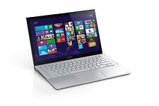"SONY VAIO TAP SVT1121B4E NOTEBOOK 11.6"" INTEL CORE i5 4GB RAM 128GB SSD WIN 8"