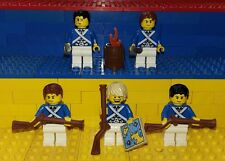 Lego Imperial Soldaten Figuren mit Zubehör Blaurock Piraten Minifig Pirates 2