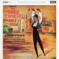 Ansermet - Falla: The Three Cornered Hat Vinyl LP