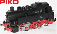 "Piko G Dampflok BR 80 012 der DR ""Sound + Dampf"" - NEU"