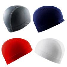 Unisex Womens Mens Sports Wave Beanie Head Wrap Hat Skull Cap 1pc 4 Colors fdre