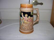 "Japan Beer Stien Mug 7"" German Style Brewery Craft Draft Decor"