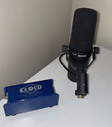 Shure SM7B Cardioid Dynamic Vocal Microphone & Cloudlifter CL-1