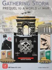 Gathering Storm Prequel to A World at War, GMT Games, Unpunched, Bonus!