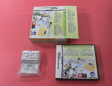 My Weight Loss Coach - Complete in box  (Nintendo DS, 2008)