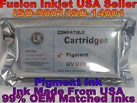 Compatible Epson Stylus Pro 4900 Light Black Pigment ink 200ml T653700 cartridge