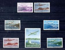 Turquia Aviones Comerciales serie del año 1949-50 (BO-9)