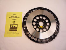 XTD 12LBS PRO-LITE CLUTCH FLYWHEEL FITS FOR 1990-96 NISSAN 300ZX V6 3.0L N/T JDM