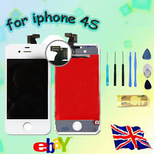 compatible with iPhone4S Replacement LCD Touch Screen Digitizer  Assembly White