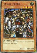 Yu-Gi-Oh 1x Exiled Force - Battle Pack BP01 Starfoil
