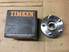 New Timken Wheel Bearing and Hub Assembly Rear 512106