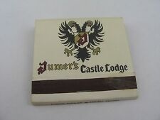 Vintage Matchbook: Jumer's Castle Lodge Peoria Illinois