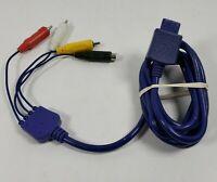 Intec S-Video Cable For Nintendo GameCube, Super NES, SNES, N64 Purple