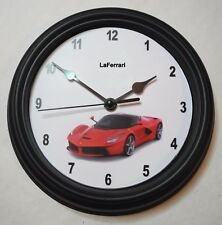 LaFerrari Garage Wall Clock New Great Gift!