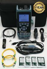Exfo Axs-100 Mini Sm Fiber Otdr w/ Fip-400 Dual Fiberscope Axs-100-023B Axs100
