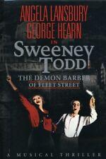 Sweeney Todd: The Demon Barber of Fleet Street [New DVD] Ac-3/Dolby Digital, A