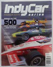Premier Issue 2004 Indycar Series Magazine Indy 500 Marmon Lotus Kurtis Kraft