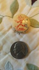 Vintage Reddy Kilowatt Your Electric Servant Pin