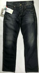 Mens Jack & Jones Boxy Original Loose Fit Jeans W29 L32 Button Fly
