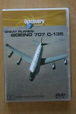 Great Planes - Boeing 707 C-135 (DVD, 2004)     Preowned (D189)