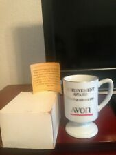 Avon First Quarter Achievement Award Mug - Representative Award - 1978