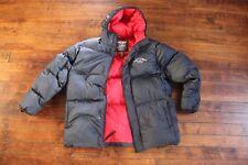 Polo Ralph Lauren Navy Blue Puffer jacket winter coat Large full zip