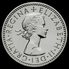 More details for 1970 elizabeth ii proof sixpence, scarce