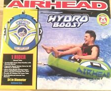 "Towable Tube 54"" Airhead Hydro-Boost wake board ski tube water sports inflatable"