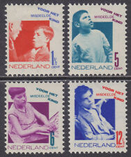 NVPH 240-243 Kind 1931 postfris (MNH)