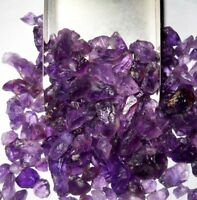 250 CTS PRETTY 100% NATURAL AFRICAN AMETHYST ROUGH MINERAL SPECIMEN GEMSTONE